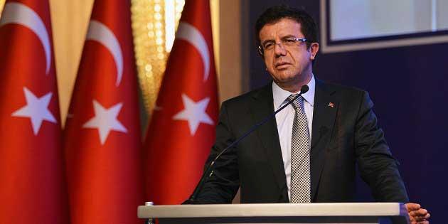 Ekonomi Bakanı Nihat Zeybekci'nin 3. Çeyrek Büyüme Yorumu