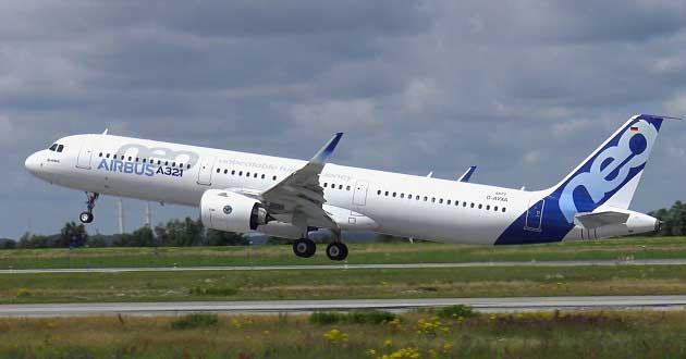 Pegasus 25 Adet A321Neo Uçak ile Filosunu Büyütüyor