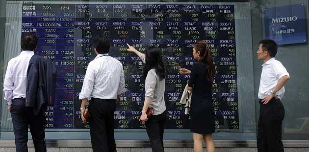 Asya Hisselerindeki Ralli de Sürüyor