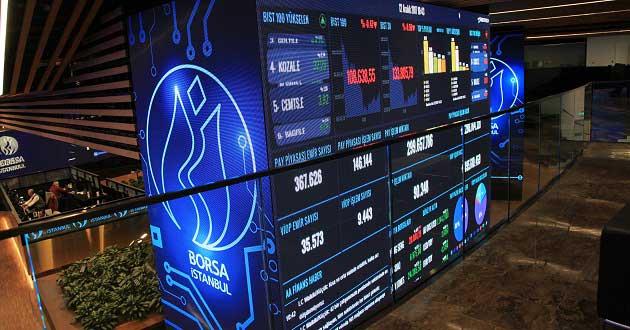Borsada Yeni Hedef 119 Bin 500 Puana Yükseldi