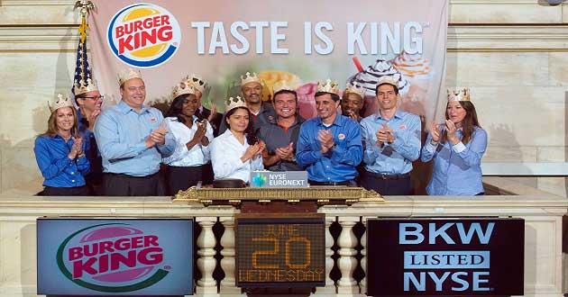 Burger King Hisse Senedi Nasıl Alınır?
