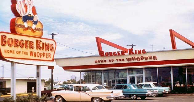 Burger King Şirketi Hakkında Genel Bilgiler