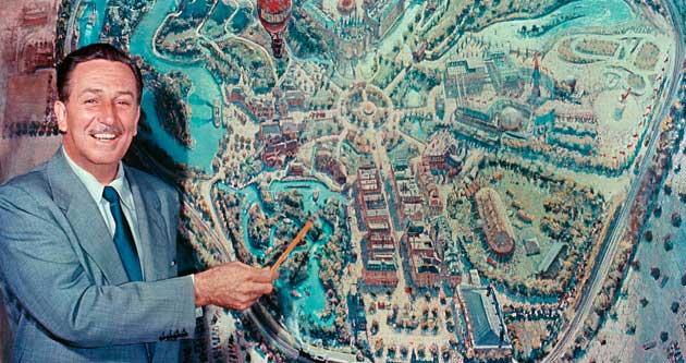 İlk Disneyland Açılışı