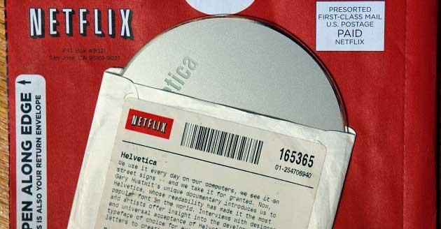 Netflix İlk İş Modeli
