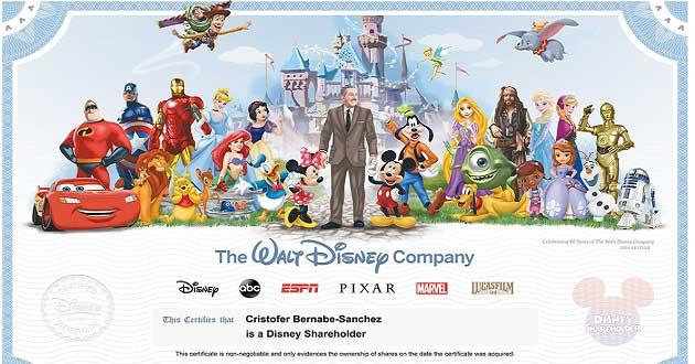 Walt Disney Hisse Senedi Nasıl Alınır?