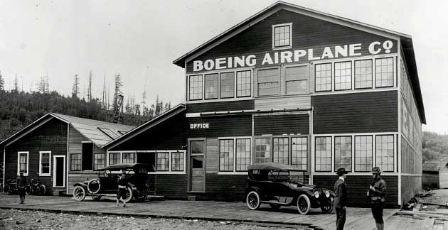 Boeing Airplane Co