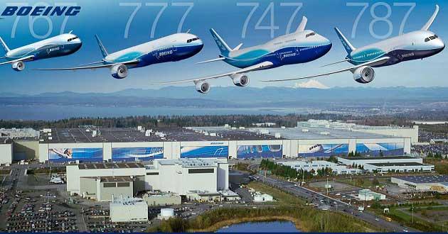 Boeing Şirketi Hakkında Genel Bilgiler