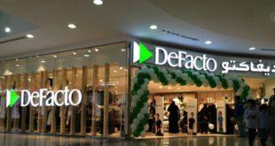 DeFacto'nun %29,81'i Halka Arz Ediliyor
