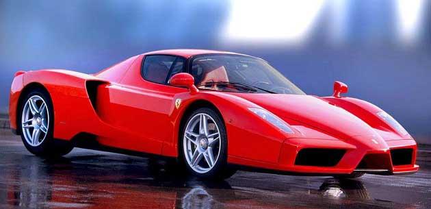 Ferrari F60 - Enzo Ferrari