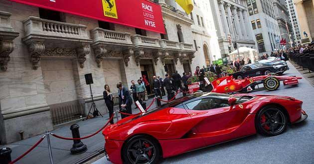 Ferrari Hisse Senedi Almak Mantıklı mı?