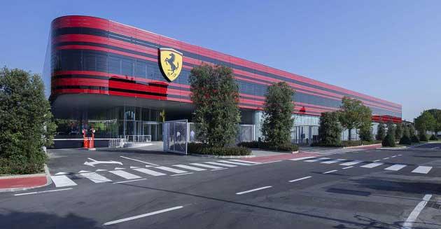Ferrari Şirketi Hakkında Genel Bilgiler