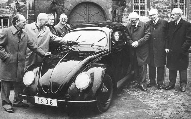 İlk Beetle Modellerinden Biri