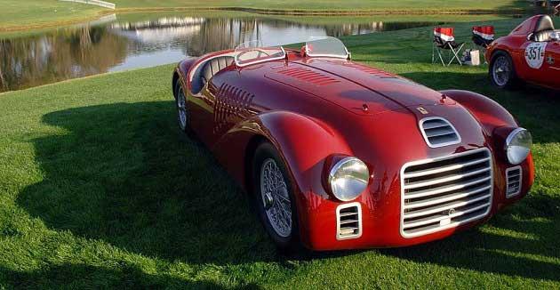 İlk Ferrari 125 S