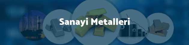 Sanayi Metalleri