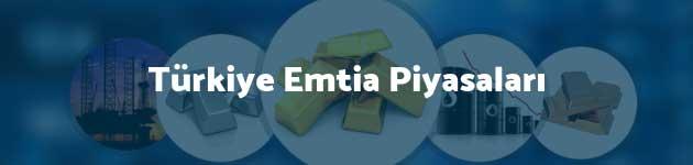 Türkiye Emtia Piyasaları