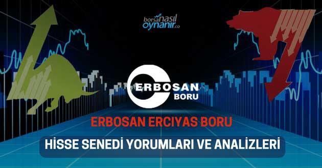 Erbosan Erciyas Boru (ERBOS) Hisse Senedi Yorumları, Günlük Tahminler ve Analizler