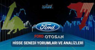 Ford Otosan (FROTO) Hisse Senedi Yorumları, Günlük Tahminler ve Analizler