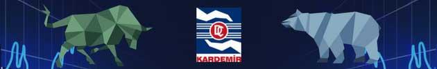 Kardemir Karabük Demir Çelik (KRDMD) Hissesi Hakkında Uzman Yorumları, Analizleri ve Tahminleri