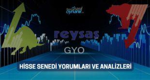 Reysaş GYO (RYGYO) Hisse Senedi Yorumları, Günlük Tahminler ve Analizler