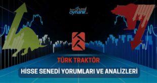 Türk Traktör (TTRAK) Hisse Senedi Yorumları, Günlük Tahminler ve Analizler