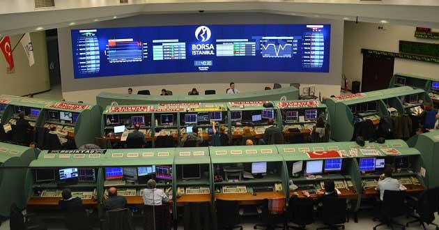Borsada İşlem Gören 10 Mevduat Bankasının Aktif Büyüklüğü 2,5 Trilyon Liraya Yaklaştı