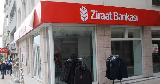 Türkiye'nin En Büyük Aktif Toplamı Ziraat Bankası'nda