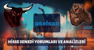 Aselsan (ASELS) Hisse Senedi Yorumları, Günlük Tahminler ve Analizler