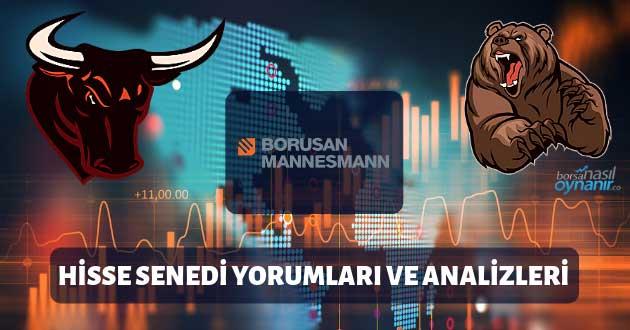 Borusan Mannesmann (BRSAN) Hisse Senedi Yorumları, Günlük Tahminler ve Analizler