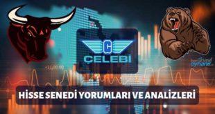 Çelebi Holding (CLEBI) Hisse Senedi Yorumları, Günlük Tahminler ve Analizler