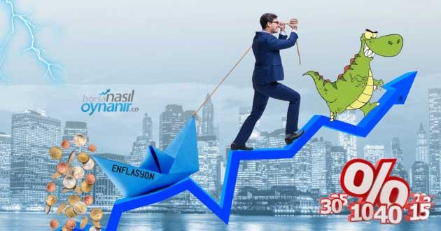 Enflasyon Nedir? Nedenleri Nelerdir? Yükselmesi Ne İfade Eder?