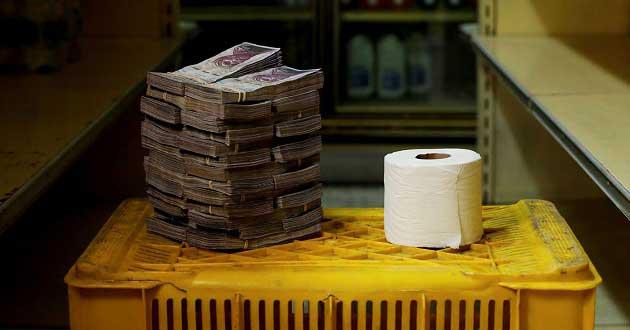 Venezuela Enflasyon Oranı