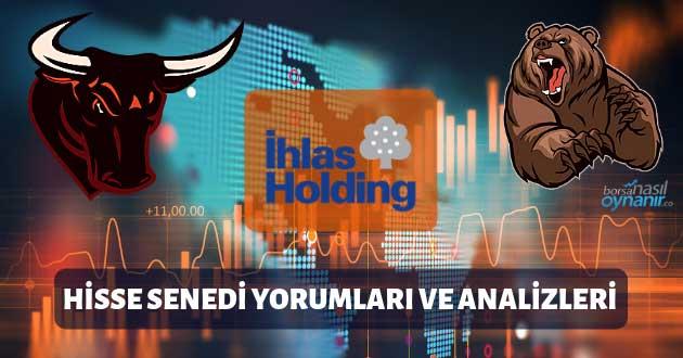 İhlas Holding (IHLAS) Hisse Senedi Yorumları, Günlük Tahminler ve Analizler
