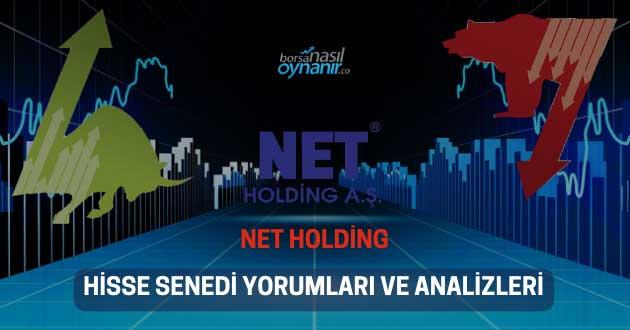 Net Holding (NTHOL) Hisse Senedi Yorumları, Günlük Tahminler ve Analizler