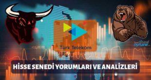 Türk Telekom (TTKOM) Hisse Senedi Yorumları, Günlük Tahminler ve Analizler