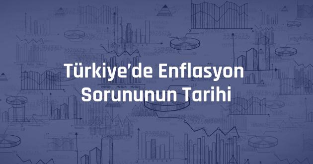 Türkiye'de Enflasyon Sorununun Tarihi