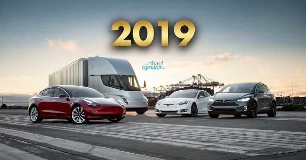 Analist Beklentilerini Karşılamayan Verilere Karşın Tesla 2019'dan Umutlu
