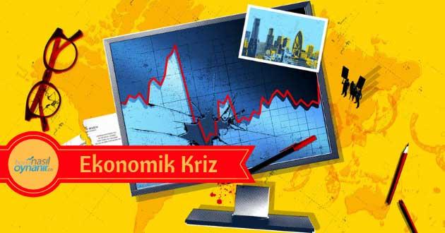 Ekonomik Kriz Hakkında Bilgiler: Nedir? Nedenleri ve Sonuçları Nelerdir?