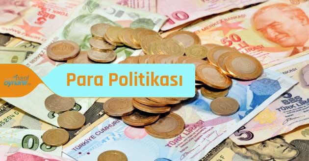 Para Politikası Hakkında Bilgiler: Nedir? Araçları Nelerdir? Kim Tarafından Belirlenir?