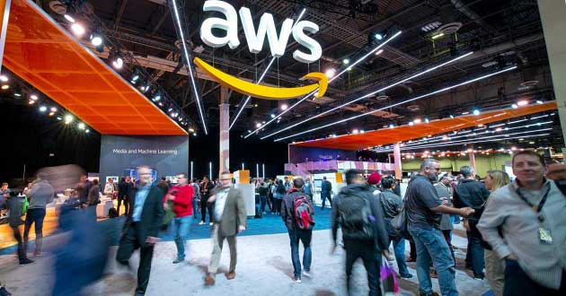 Amazon Web Servis'in Büyümesi Güçlü