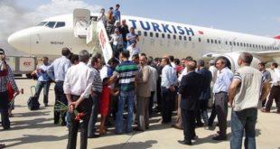 Türk Hava Yolları Yılın İlk Ayında 5,7 Milyon Yolcu Taşıdı