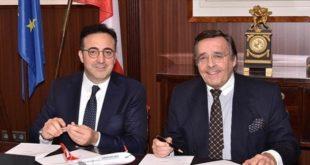 Türk Hava Yolları Alman KOBİ'ler ile Anlaşma İmzaladı