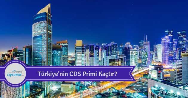 Türkiye'nin CDS Primi Kaçtır?