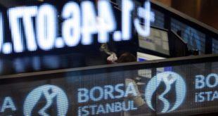 Borsa Günün İlk Yarısında Yüzde 2'ye Yakın Geriledi