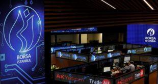 Borsa İstanbul Kapanışı Yüzde 0,94 Kayıpla 95 Bin 952 Puandan Yaptı