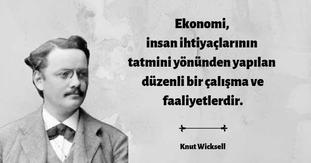 Knut Wicksell'in Tanımı