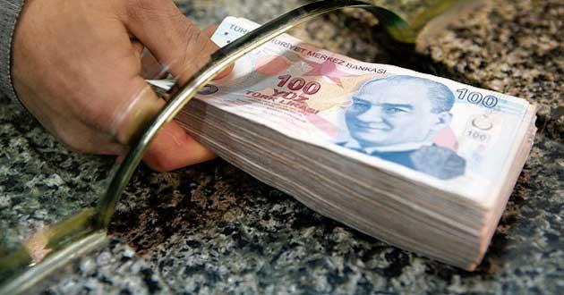 Türkiye Toplam Finansal Varlıkları 4Ç18'de12 Trilyon 365 Milyar TL Oldu