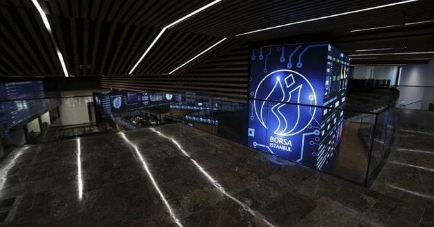 Borsa İstanbul Günün İkinci Yarısında Eskiye Yönelerek 95 Bin Altına Geriledi
