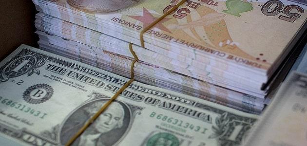 Enflasyon Sonrasındaki Düşüşüne Devam Eden Dolar 5,58'e Kadar Geriledi