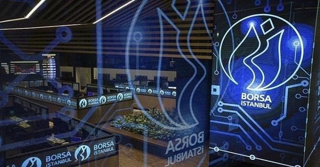 Borsa İstanbul Güne 96.163 Puandan Başladıktan Sonra %0,39 Eksiye Yöneldi