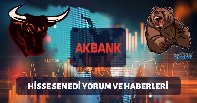 Akbank (AKBNK): Hisse Senedi Yorum ve Haberleri